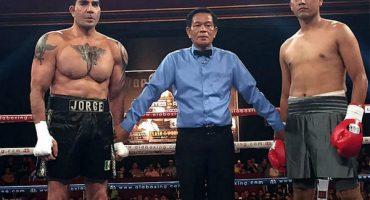 Alguien volvió a boxear... sí, Jorge Kahwagi