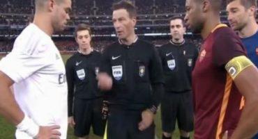 Keita volvió a negarle el saludo a Pepe