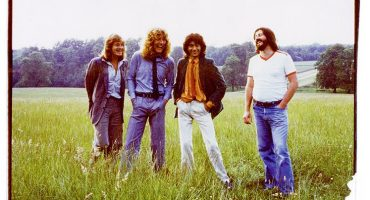 "Escucha en exclusiva una mezcla inédita de ""If It Keeps on Raining"" de Led Zeppelin"