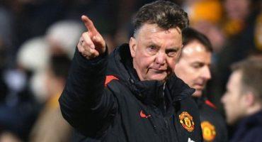 Van Gaal pone ultimátum al Manchester United