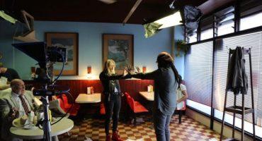 Ellie Goulding posee telequinesia en el nuevo video de Major Lazer: