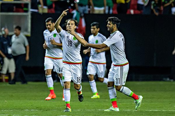 México está en la final de la Copa Oro con mucha polémica