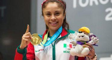 Paola Longoria gana su tercer oro en Toronto 2015