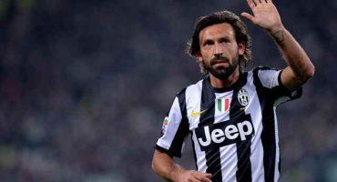 La inolvidable despedida de Andrea Pirlo de la Juventus