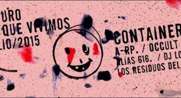 Raymondstock presenta a Container en México