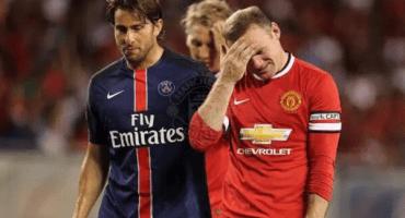 PSG derrota al Manchester United en partido de preparación