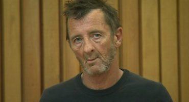 Ex-baterista de AC/DC recibe sentencia