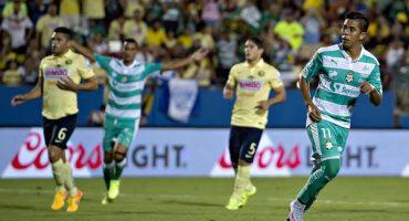 Santos vence al América y es 'Campeón de Campeones'