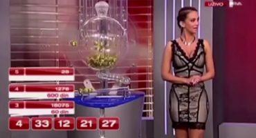 EpicFail: transmisión en TV revela fraude en lotería de Serbia