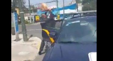 Policía del DF combate a peligroso merenguero