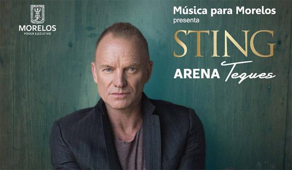 Sting en Tequesquitengo.... y no es broma!