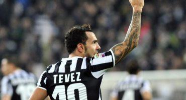Carlos Tévez se despidió de la afición de la Juventus