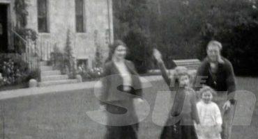 El saludo nazi de la Reina Isabel II