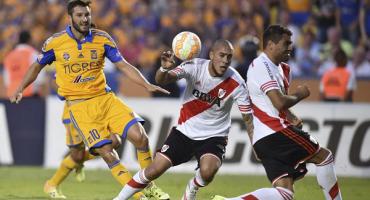 River Plate y Tigres empatan en la Final de Ida de la Copa Libertadores