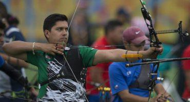 Equipo varonil de tiro con arco gana medalla de oro en Toronto 2015