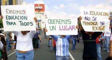 Rechazados de la UNAM piden las mismas oportunidades que ofrecen a