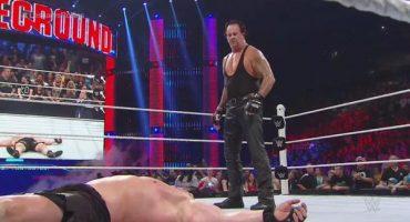 ¡El Undertaker está de regreso!