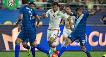 Infame: México empata 0-0 con Guatemala