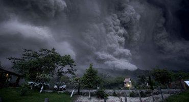Continúa actividad de volcán de Colima; van 140 a albergues