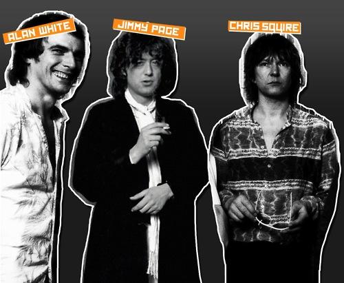 XYZ: el fallido proyecto de Chris Squire y Jimmy Page