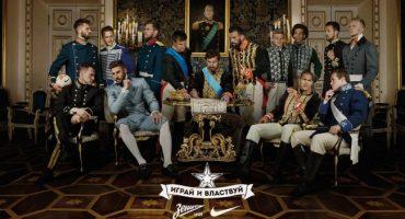 El Zenit tuvo una forma peculiar de presentar su nuevo uniforme
