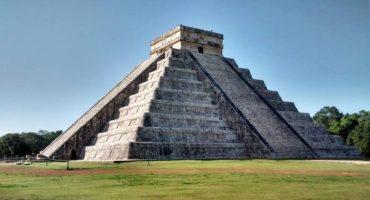 Encuentran cenote debajo de pirámide en Chichén Itzá