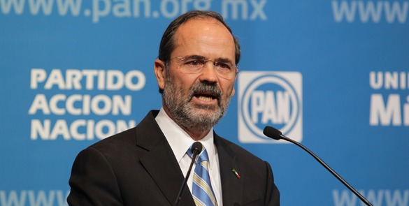 PAN impugnará la decisión del INE a favor del Partido Verde