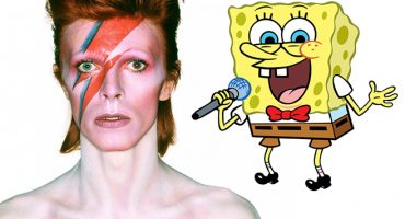 David Bowie participará en un musical para Bob Esponja junto a Flaming Lips y más