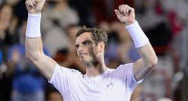 Andy Murray desplaza a Roger Federer en el ránking ATP