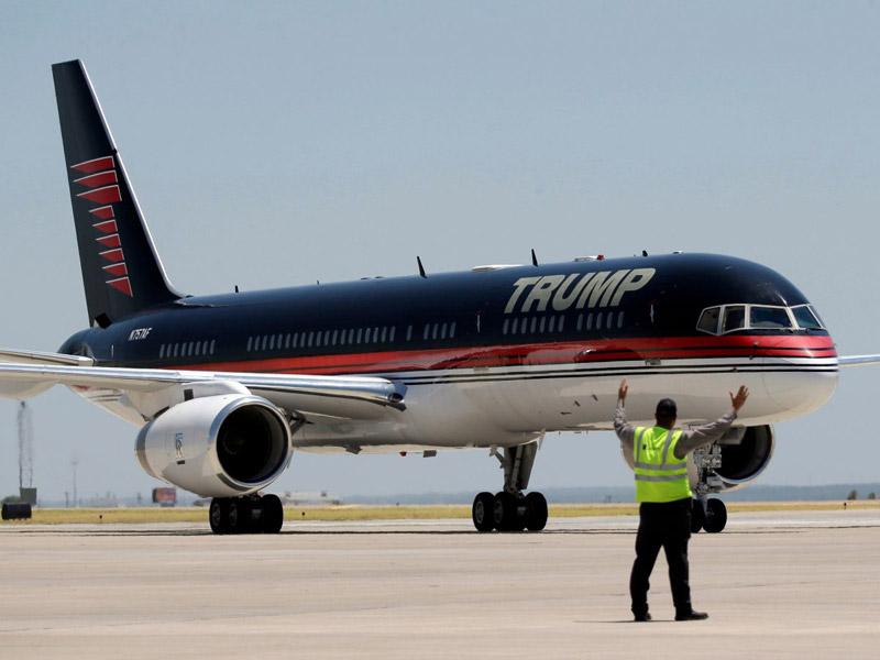 Air Force Trump: Así es el avión de Donald Trump