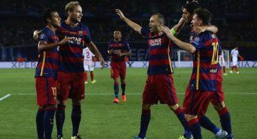 En un duelo épico, Barcelona se consagra en la Supercopa de Europa