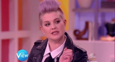 Kelly Osbourne responde a Donald Trump con comentarios racistas