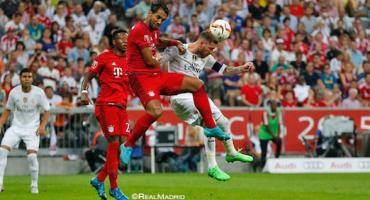 Bayern Munich vence al Real Madrid y es Campeón de la Audi Cup