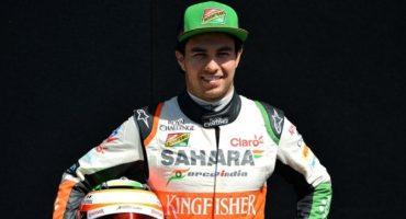 'Checo' Pérez arrancará en cuarta posición en el Gran Premio de Bélgica; Hamilton gana la Pole Position