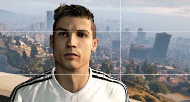 Cristiano Ronaldo aparece en video de Grand Theft Auto V