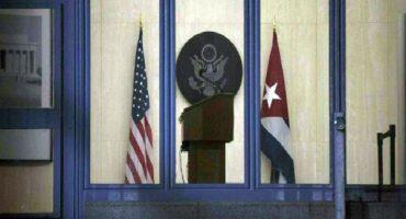 Así es la embajada de Estados Unidos en Cuba