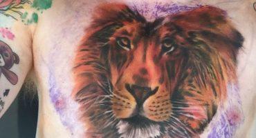 El tatuaje de Ed Sheeran ¿fake o real?