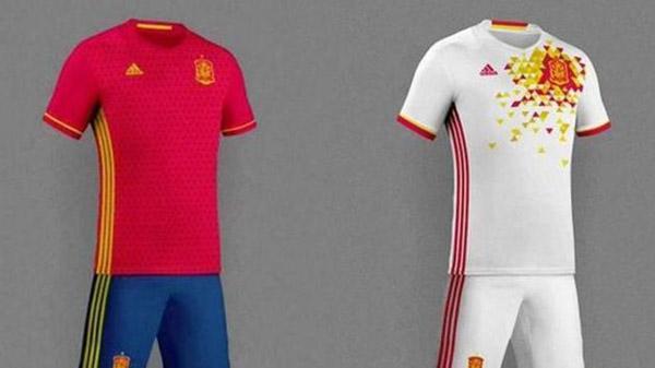 ¿Será este el uniforme de España en la Euro 2016?
