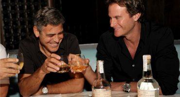 El Photobomb de George Clooney a Cindy Crawford