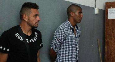 Luis Gorocito y Alejandro Molina, jugadores del Necaxa, reciben auto de formal prisión