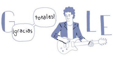 ¡Gracias Totales!: Google celebra el cumpleaños 56 de Gustavo Cerati