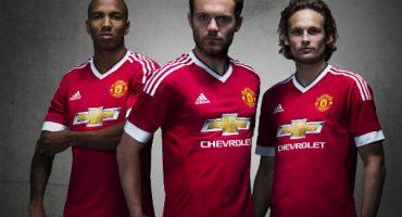 Ya hay uniforme oficial de local del Manchester United