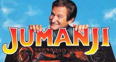Así están los protagonistas de Jumanji...20 años después