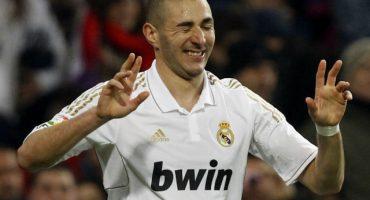 Karim Benzema compró un balón... ¡¡¡Hecho con diamantes!!!