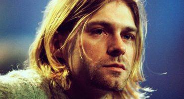 Escucha el primer adelanto del disco solista de Kurt Cobain