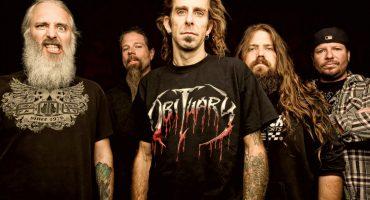 Lamb of God da concierto en vivo a través de canal de televisión y arma mosh pit