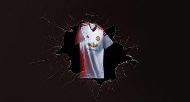 De lujo! Este será el jersey de visitante del Manchester United