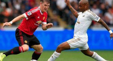 Manchester United cae ante Swansea y comienzan las dudas sobre Van Gaal