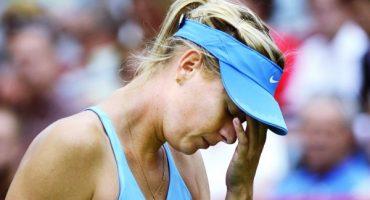 Maria Sharapova se pierde U.S. Open por lesión