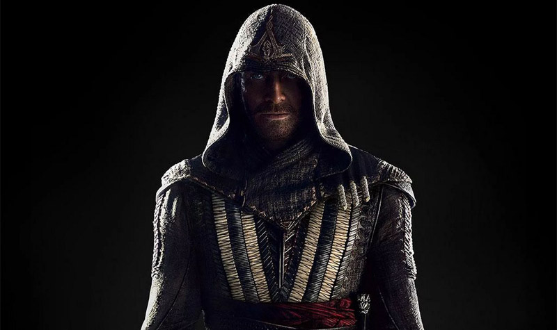 Así se ve Michael Fassbender para la película de Assassin's Creed
